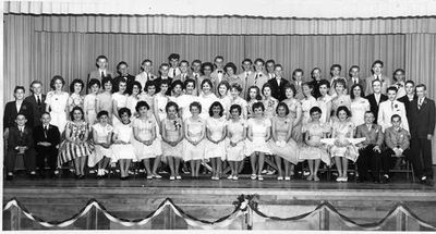 Graduating Class of 1960