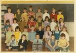 Chapel Street School Kindergarten 1971