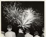 Victoria Day Fireworks 1961
