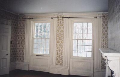 Craiglea Lot 9 Conc. 3 West Parlour Windows