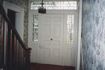 Craiglea Lot 9 Conc. 3 Front Door Interior