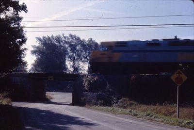 Via Train Crewson;s Corner