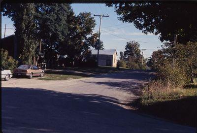 Erin-Esquesing Town Line 4 corners