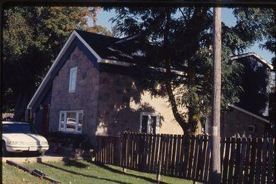 Stone House Maybe a Blacksmith Shop