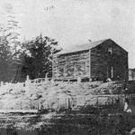 Early Photograph of Boston Presbyterian Church