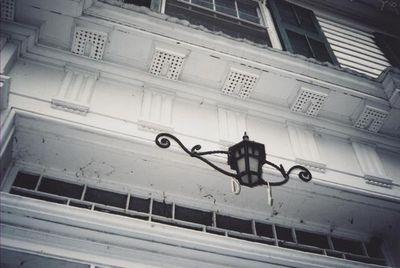 Craiglea Detail Above the Front Door