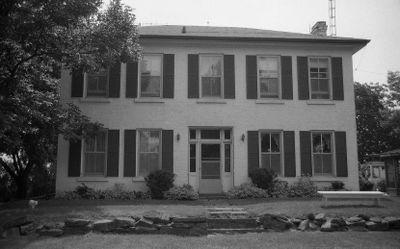 Georgian Style Home of James Murray