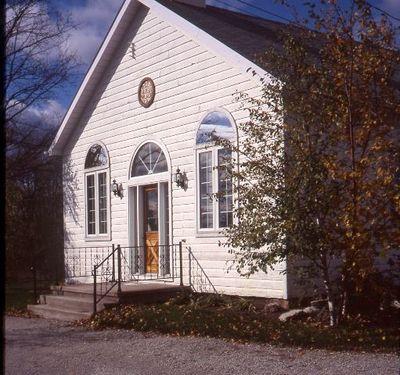 Ligny (SS#1) school house