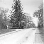 Trafalgar Road before Widening