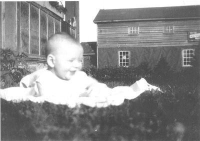 Frank Nethercut as Infant