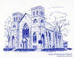 Knox Presbyterian Church Sketch