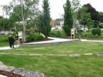 New Gardens at the Acton Library