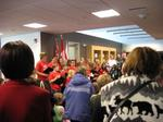 Georgetown Children's Choir at the Opening of the Georgetown Library and Cultural Centre