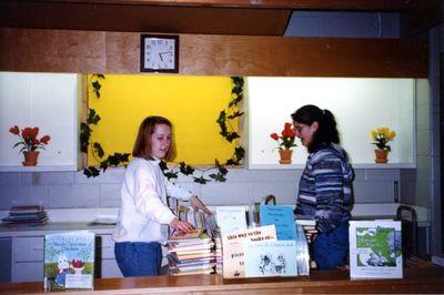 Halton Hills Public Library staff - Georgetown Branch.