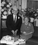 50th Wedding Anniversary of Mr and Mrs. George Leslie