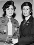 Girl Guides of Canada Receipt of Gold Cord