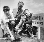 Upper Canada College Field Camp, Planting of Trees