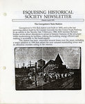 Esquesing Historical Society Newsletter March 1991
