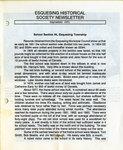 Esquesing Historical Society Newsletter September 1991