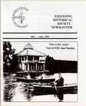 Esquesing Historical Society Newsletter May 1996