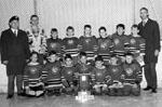 Boy's Hockey Team, 1965