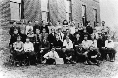 Georgetown Public School 1921 -Room Two