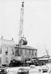 Domtar Coating Mills crane