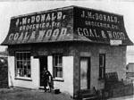 John McDonald's Coal depot