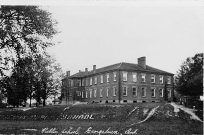 Georgetown Public School 1939