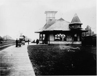 Grand Trunk Railroad Station