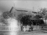Joseph Williams' home