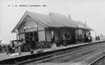 G. T. R. Station, Caledonia, Ont.
