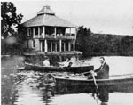 Aquatic Club Boathouse on Fairy Lake