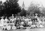 SS#11 Junior and Senior Classes