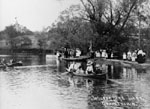 Wilber Park Lake 1908