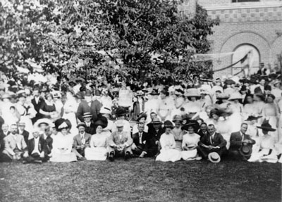 The 25th Anniversary reunion of Georgetown High School 1911