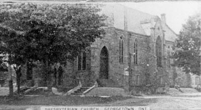 Knox Presbyterian Church c.1908