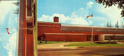 Georgetown District High School 1969