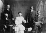 Dayfoot family portrait 1910