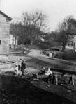 Wheeler children on Prince Street 1908