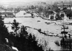 Credit River flood 1912