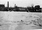 Credit River in Flood 1912