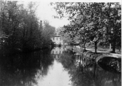 Glen Woollen Mill c1930
