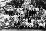 Junior and Senior Classes of Glen Public School 1937