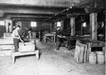 Provincial Paper- Case Making Dept. c1900