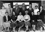 Staff of Harrison Public School 1959