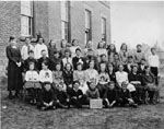 Georgetown Public School 1921 -Room Three