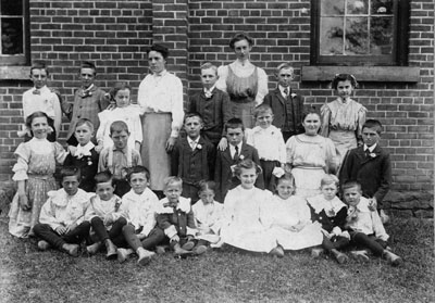 Ashgrove School Class 1908