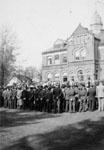 VE Day Service 1945