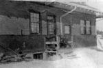 Train Station 1921